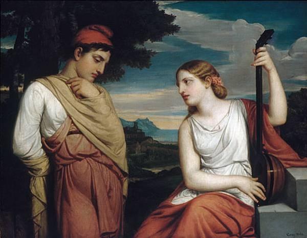 The Greek Lovers
